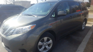 For sale 2012 sienna