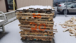 Firewood or building material- $20 per truck load SOLD for now