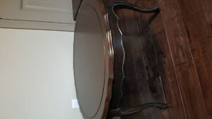 Solid wood antique coffee tables