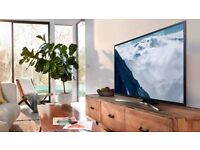 "Samsung 50"" Smart 4K Ultra HD HDR LED Cinema TV BRAND NEW BOXED 12 Month Samsung Warranty"