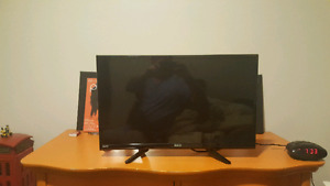 "RCA 24"" 1080p tv with hdmi"