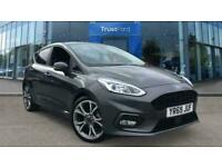 2019 Ford Fiesta ST-LINE X With Comfort Pack Manual Hatchback Petrol Manual