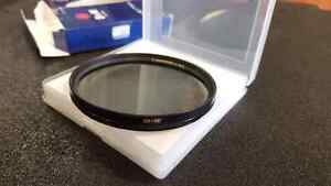 B+W 77mm professional UV filter