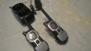 "Motorola ""Talkabout"" Two-Way Radio"
