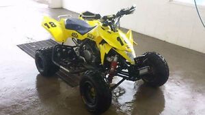 Trade my race ready 2007 Ltr450 for 4x4 atv