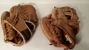 2 Baseball glove right hand