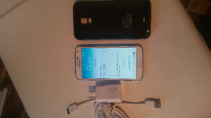 Samsung S5 with charging case