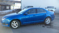 12 Fusion - auto - 4dr - LOADED - MAGS - STARTER - ONLY 31,000KM