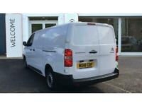 2018 Citroen Dispatch 1.6 BlueHDi 1200 Enterprise XL LWB EU6 6dr Panel Van Diese