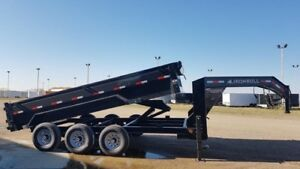 2019 Iron Bull Trailers GD14 16'