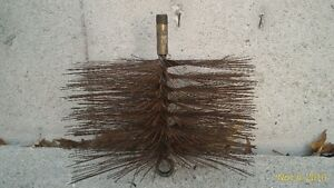 CHIMNEY BRUSH 9x6
