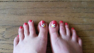 I want to make your nails and toes pretty!! Peterborough Peterborough Area image 5