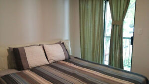Commercial Drive - 1 Bdrm Apartment Furnished