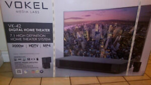 Digital Home Theater System - VK42