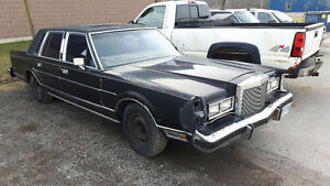 1981 Lincoln Town Car Crome Other