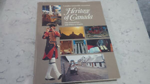 Heritage of Canada, Our Storied Past - And Where To Find It, CAA Kitchener / Waterloo Kitchener Area image 1