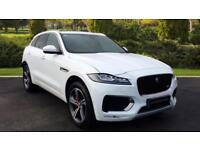 2017 Jaguar F-PACE 3.0 Supercharged V6 S 5dr AWD Automatic Petrol 4x4