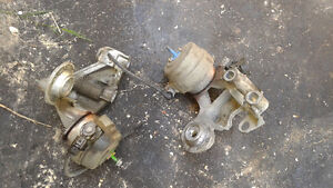 Audi A4 B7 3.2 engine mounts