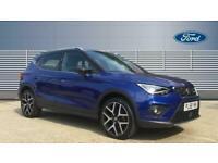 2019 SEAT Arona 1.0 TSI 115 FR Sport [EZ] 5dr DSG Petrol Hatchback Auto Hatchbac