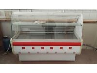 Commercial patisserie display chiller