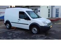 Ford Transit Connect 1.8TDCi ( 90ps ) Euro IV T230 LWB L EX-COUNCIL LOW MILES