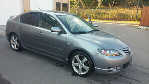 SPORT SUPER RARE 2005 Mazda3 GT FULLY LOADED DOHC 2.3 L