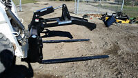 Skid Steer Mat Grapple
