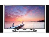 3D Tv LG 42la620v