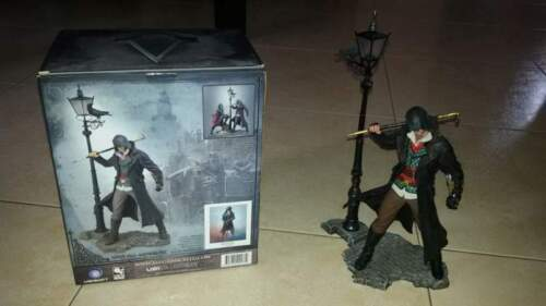 Assassin's Creed Syndicate Jacob Frey Statue...