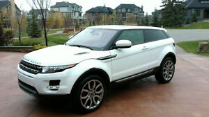 2012 Land Rover Range Rover Evoque Pure Coupe (2 door)