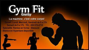 Gym Fit Granby