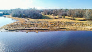 Land with over 600 FT of Shoreline!