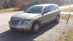 04 Chrysler Pacifica for parts or fix up