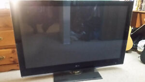 "50"" LG tv for sale"
