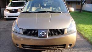 2004 Nissan Quest Minivan, Van