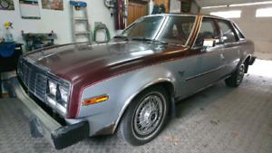 AMC Condord DL 6cyl. 1982