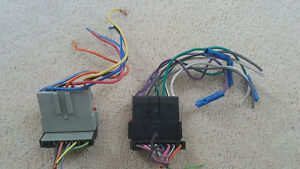 Ford stereo harness adapter