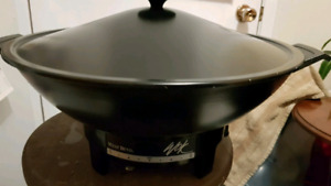 Electric Wok for $20
