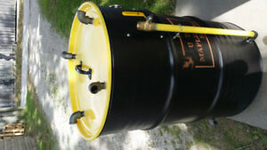Barrel Smoker BBQ