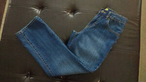 Old Navy boys jeans, Size 12 Regular straight