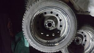 Winter Tires and Rims for Sale! 205/55/R16