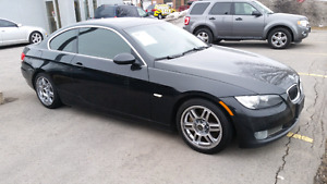 2007 BMW 335 2dr coupe 300hp!