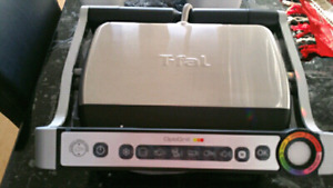 T-FAL grille BBQ ***presque neuf/almost new**