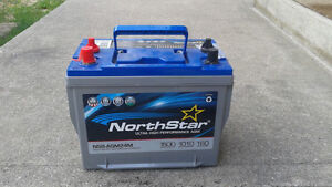 AGM Solar and marine BATTERY