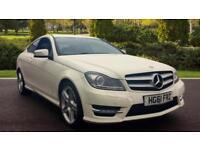 2011 Mercedes-Benz C-Class Sports Coupe C250 CDI BlueEFF AMG Sport Edi Automatic