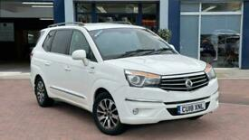 image for 2018 Ssangyong Turismo 2.2D ELX T-Tronic 4WD Selectable 5dr Auto MPV Diesel Auto