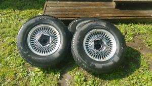 Original honeycomb gm wheels