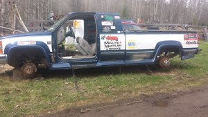 Parting out Chevy 3 / 4 ton truck email don't have tex or callin