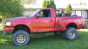 TRUCK CAP WANTED FOR 1997-2003 f150 short box flareside