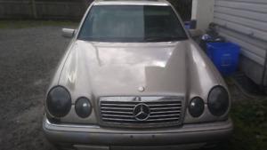 97 Mercedes benz E320